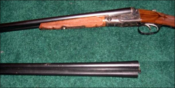 Parker Shotgun 2 Barrel Set